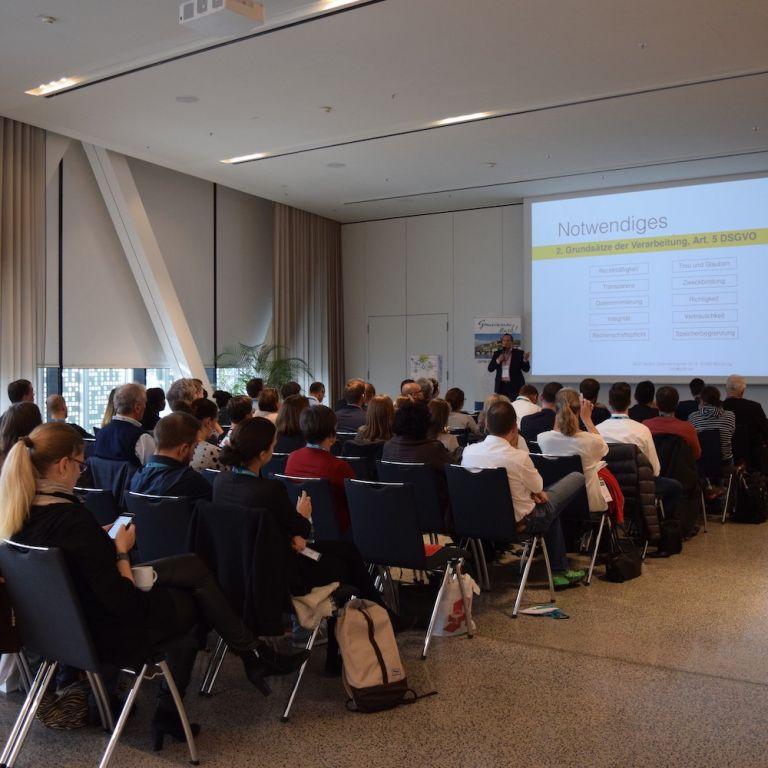 Präsentation Digital City Congress Würzburg 2019
