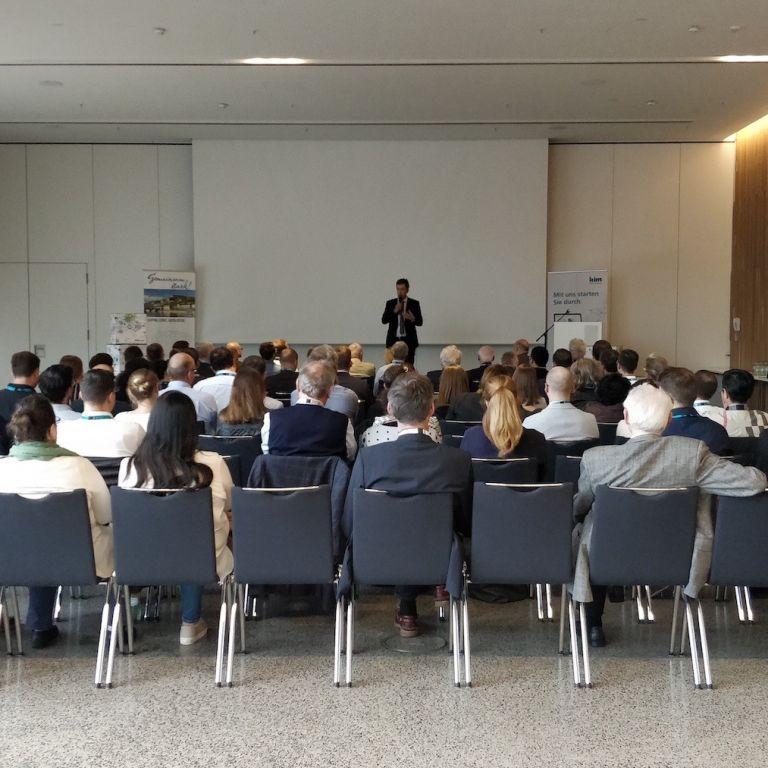 Vortrag Digital City Congress Würzburg 2019